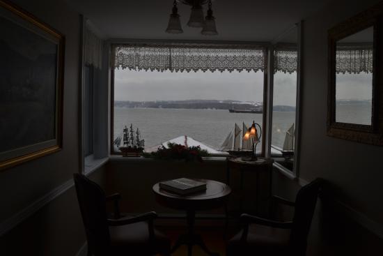 Ile d'Orleans, Canadá: inside