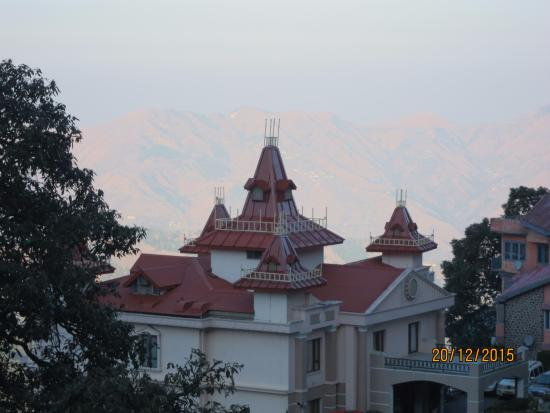 Kapil Hotel : View from room