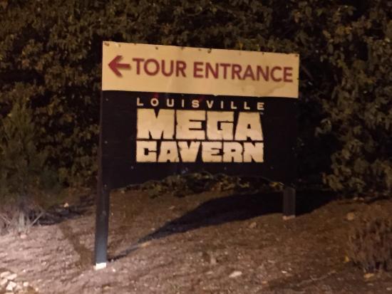 Louisville Mega Cavern: Christmas Lights