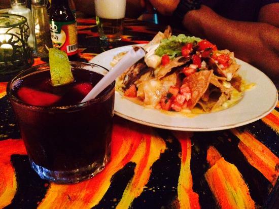 Lava Lounge Bar & Grill: Nachos