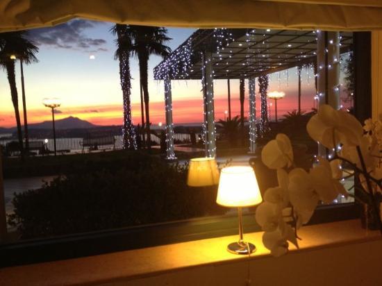 Hotel Gli Dei : Vista dal Bar