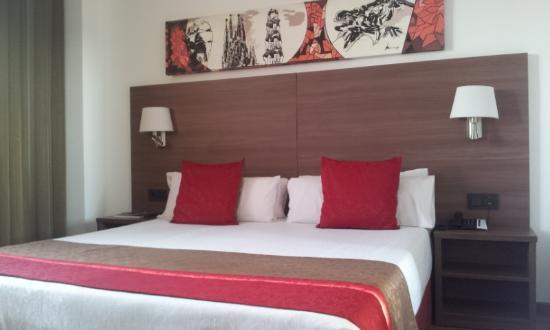 Hotel 4 Barcelona: Supeirior Room