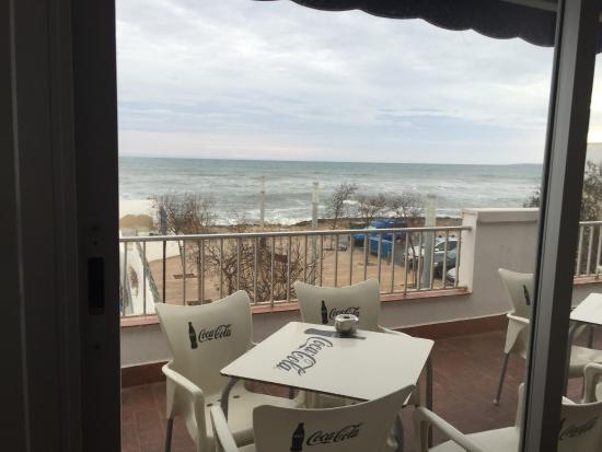 Restaurante cafeteria restaurante club nautico cala gamba - Cocinas palma de mallorca ...