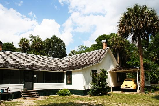 Marjorie Kinnan Rawlings Historic State Park Picture Of Alachua County Visitors Convention Bureau Gainesville Tripadvisor