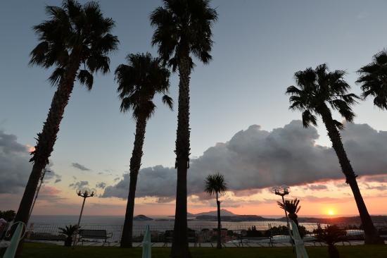 Hotel Gli Dei : Panorama