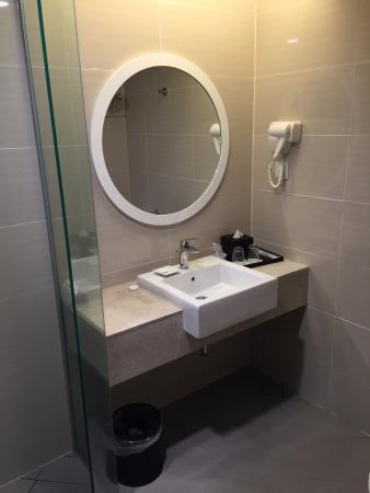 WP Hotel: Bathroom