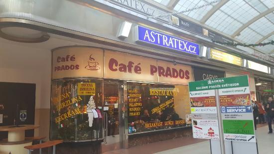 Cafe Prados