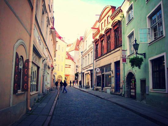 Rataskaevu Street
