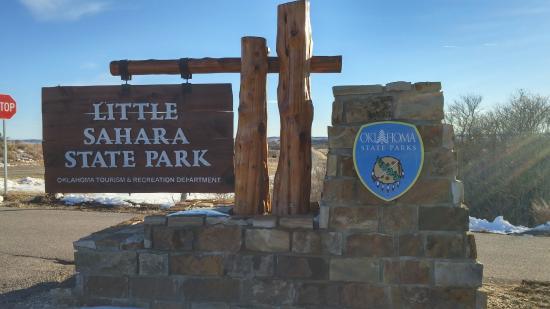 Waynoka, OK: State Park