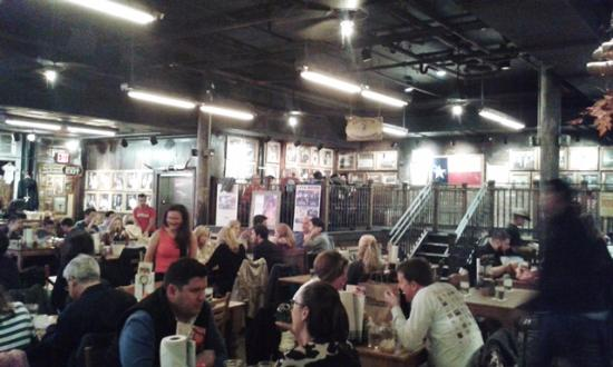 Hall Picture Of Hill Country Barbecue Market Washington DC TripAdvisor