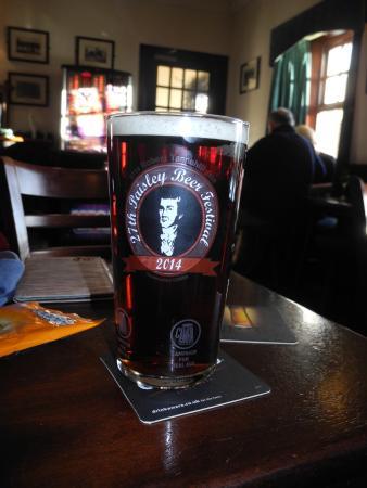 The Clachan Inn: Nice ale