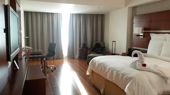 JW Marriott Hotel Quito: Habitacion