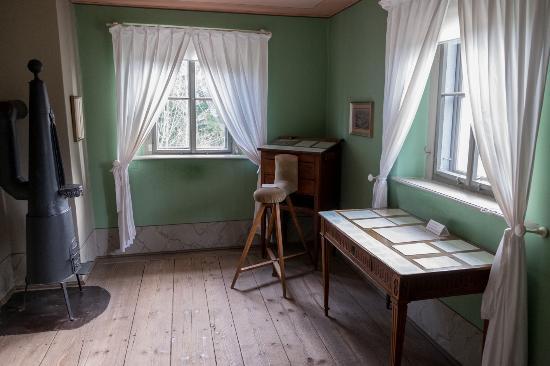 die k che in goethes gartenhaus bild von goethes gartenhaus weimar tripadvisor. Black Bedroom Furniture Sets. Home Design Ideas