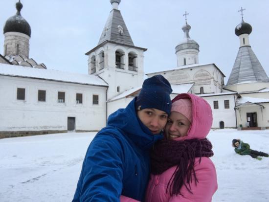 Ferapontovo, Russland: photo1.jpg