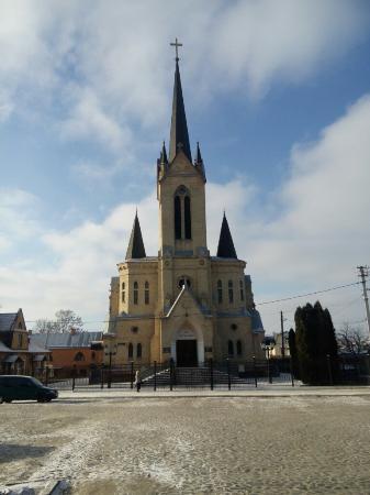 Lutsk, Ucrania: Лютеранская церковь