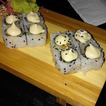 Royal Siam Thai @Wilderness : Deep fried Sushi