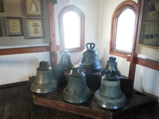 Lutsk, Ukraine: Музей колоколов
