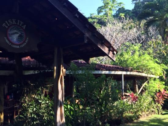 Tiskita Jungle Lodge: Main Dinning and Meeting Building