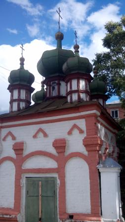Соликамск, Россия: часовня