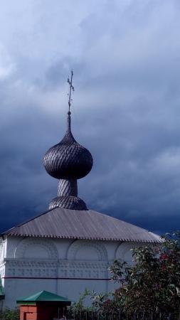 Соликамск, Россия: церковь