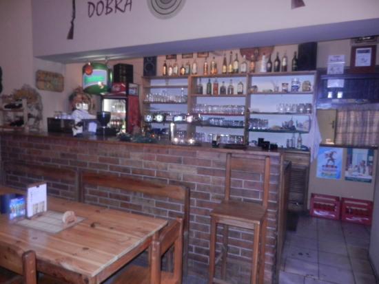 Le bar picture of dobra trefa prague tripadvisor for Bar food zizkov