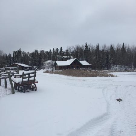 Bilde fra Falcon Lake