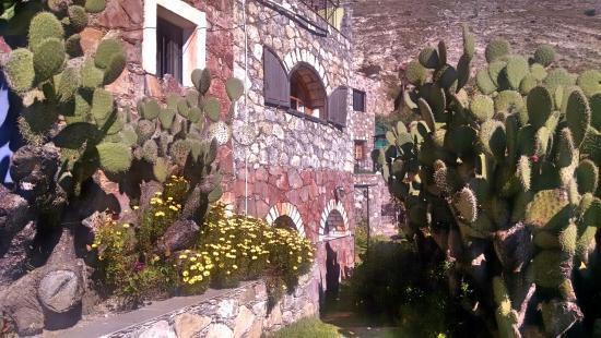 Refugio Romano: Mágico