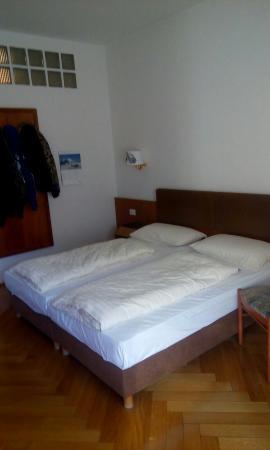 Hotel Adria: La nostra stanza+bagno