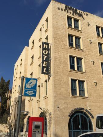 Eldan Hotel: Eldan