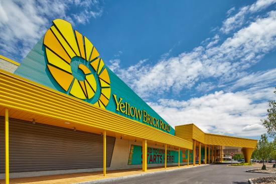 Chittenango, Νέα Υόρκη: Yellow Brick Road Casino