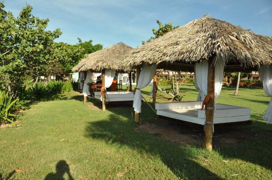 Villa Islazul Yaguanabo: Relaxen in der Außenanlage