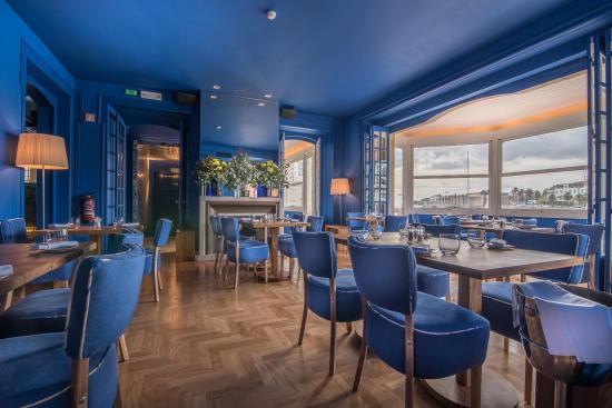VillaCascais Guesthouse: Restaurant