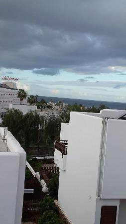 Paraiso del Sol Apartments: View from balcony