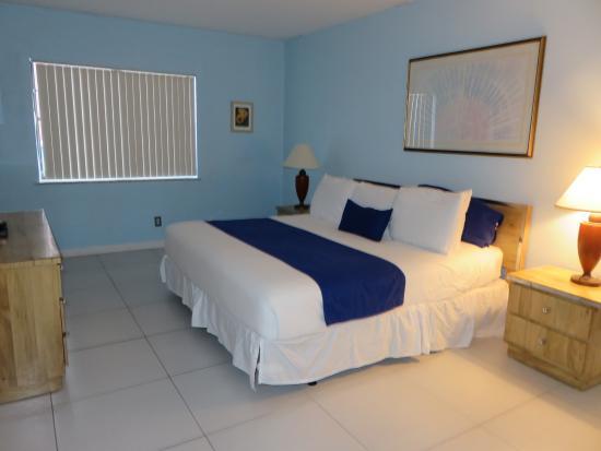 Neptune Hollywood Beach Hotel Grande Chambre