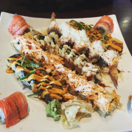 Foto de NU Asian Bistro Sushi & Bar