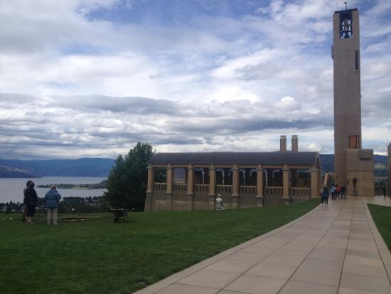West Kelowna, Kanada: Mission Hill Winery