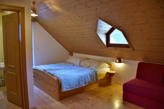 Mulej Tourist Farm: Very comfortable room for 2