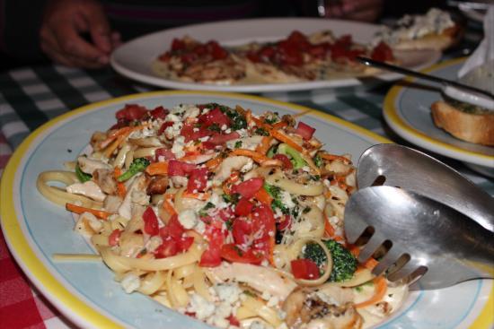 Italianni's : yomi YOMI