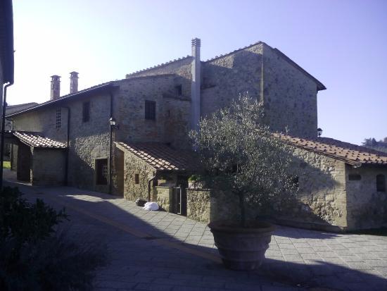 Il Borgo di Mariano: Ingresso