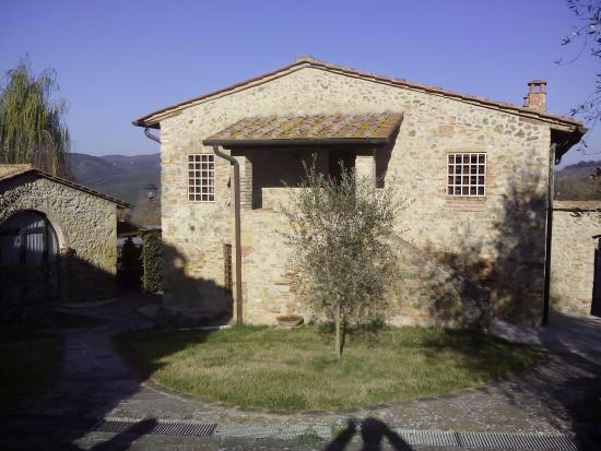 Il Borgo di Mariano: Blocco camere