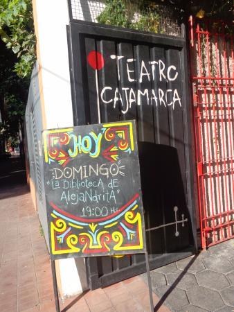 Teatro Cajamarca