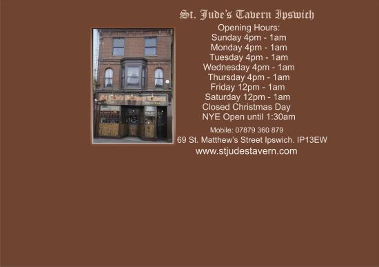 St. Jude's Brewery Tavern