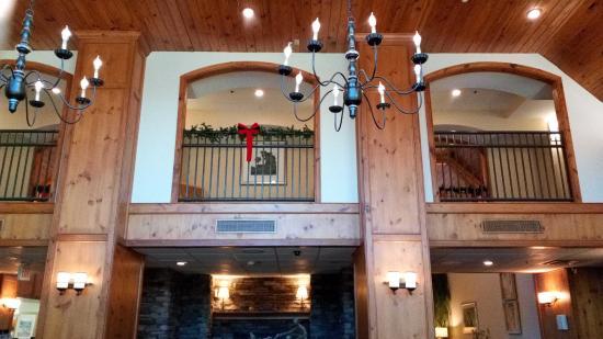 Pineville, Βόρεια Καρολίνα: dining area