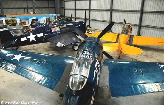 Camarillo, CA: WWII Aviation Museum