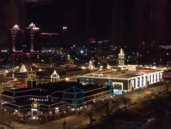Intercontinental Kansas City At The Plaza View Of Lights