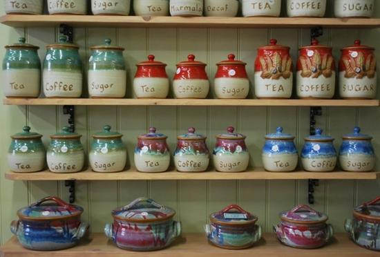 Canterbury Pottery