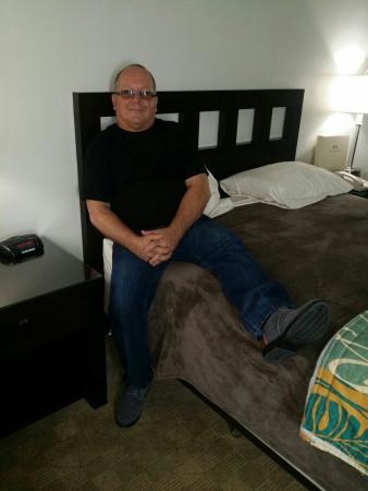 San Miguel Plaza Hotel: Nuestra primera estadía y quedamos encantado. Gracias. Los felicitamos.