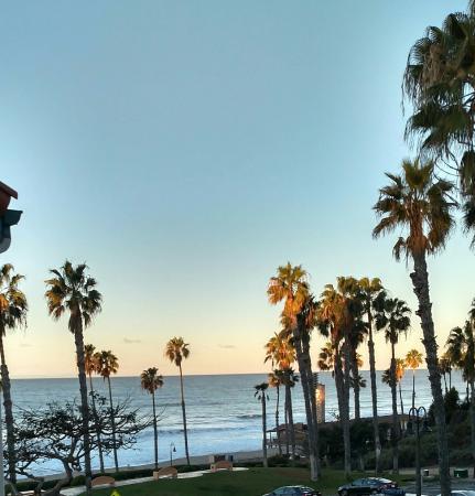 San Clemente Cove Resort Condo view 12/2015