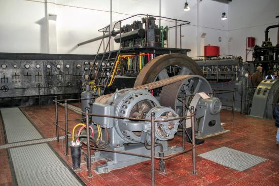 Museu Mineiro do Lousal em Grandola