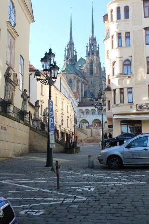 Brno, República Tcheca: Distant view